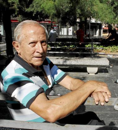 Manolo Martín Vences ha dedicado los mejores años de su vida al fútbol.