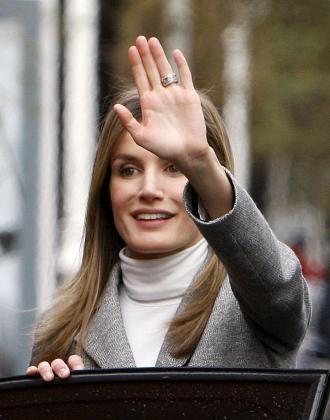 La Princesa de Asturias viajará a Berlín en su primer viaje oficial en solitario.