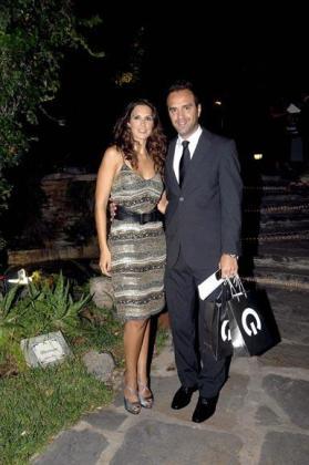 Nuria Fergó y José Manuel Maíz, en una imagen de archivo.