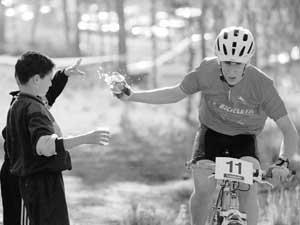 La Vuelta Ciclista a Formentera en BTT recorre los principales parajes de la isla.
