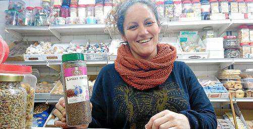 Sobre estas líneas, Inés nos recomienda consumir semillas por sus propiedades nutricionales.