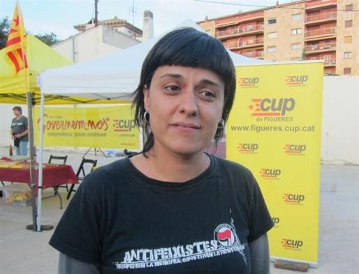 Anna Gabriel anuncia que no irá a declarar ante el Tribunal Supremo.