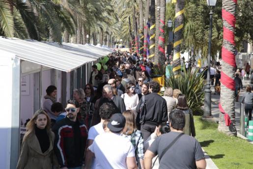 El mercat de les Illes Balears es uno de los eventos más populares.
