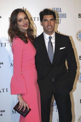 Imagen de archivo de la pareja Eva González y Cayetano Rivera.