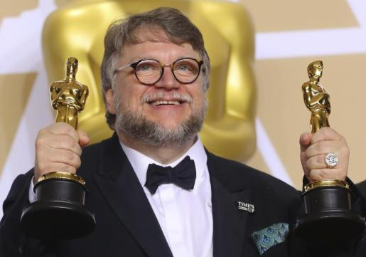 Guillermo del Toro se impuso como mejor director por 'La forma del agua', también mejor película.