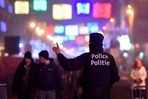 Detenidas ocho personas en Bruselas sospechosas de preparar un atentado.