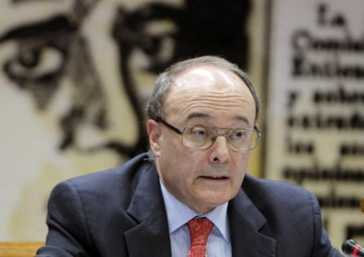 El gobernador del Banco de España, en una imagen de archivo.