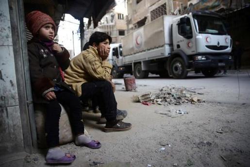 Al menos mil niños han muerto o han sufrido heridas graves este año por la guerra en Siria.