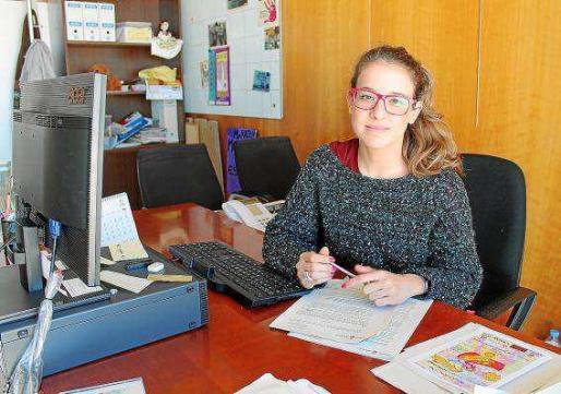 Gloria Santiago es la directora insular de Transparència del Consell d'Eivissa.