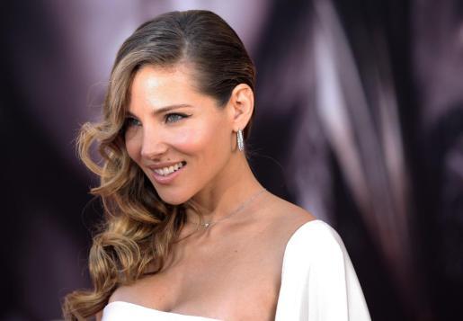 """La actriz española Elsa Pataky llega al estreno de la película """"Thor"""" el lunes 2 de mayo de 2011, en Los Àngeles."""