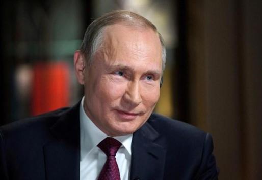 Imagen de Putin.