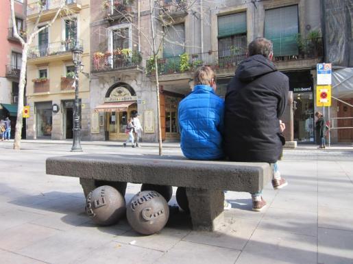 El Born, Barcelona, 2014