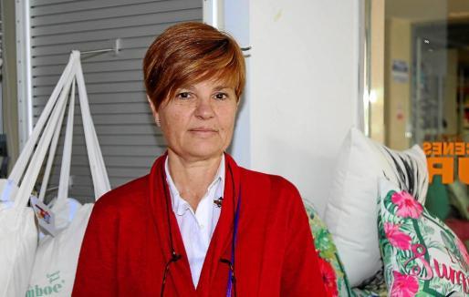 María Luisa Tur Serra empezó a trabajar en Almacenes Tur cuando tan solo tenía 16 años.