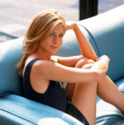 La actriz Jennifer Anistos, en un fotograma de la película Diners.