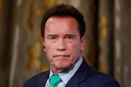 Imagen de archivo de Arnold Schwarzenegger.