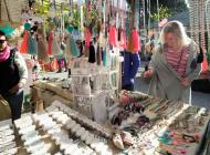 Mercadillo de Pascua de las Dalias, la calidad frente a la cantidad