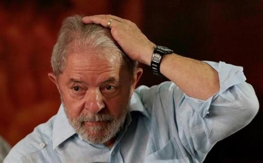 El juez manda a prisión a Lula da Silva