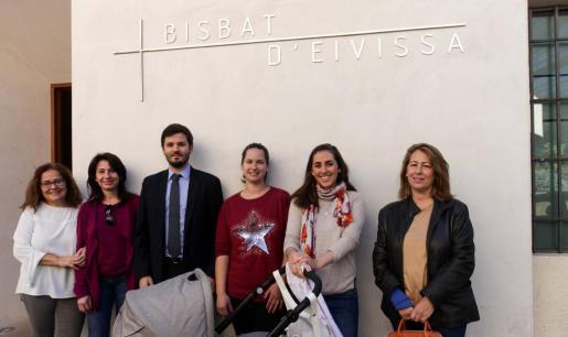 El proyecto Madre Teresa y Raquel está formado por más de una decena de voluntarios de la diócesis de Ibiza.