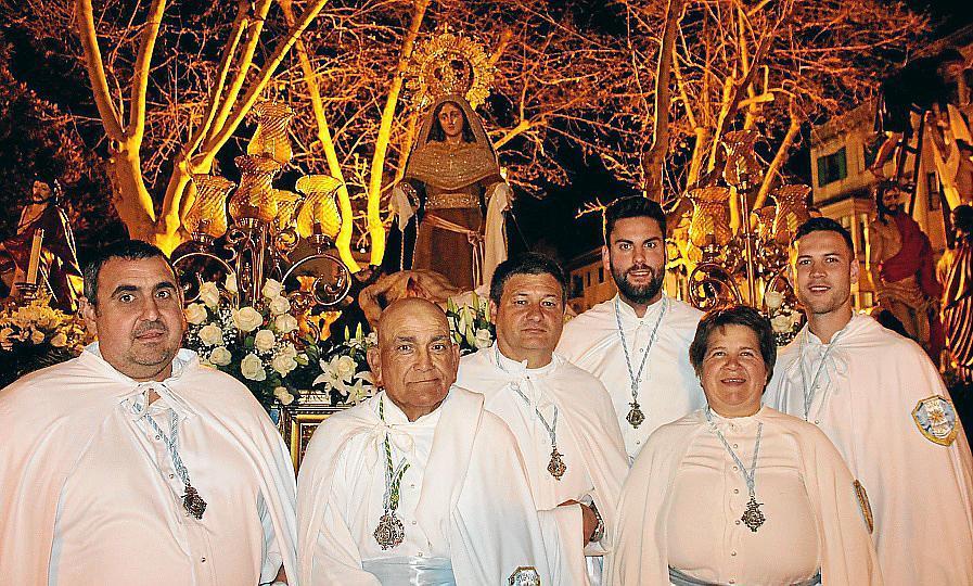 procesión en Palma