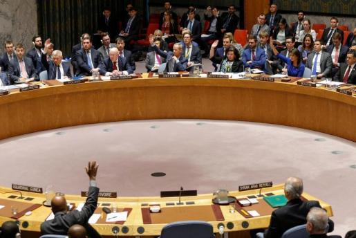 El Consejo de Seguridad de la ONU ha rechazado la propuesta rusa de condenar los bombardeos contra Siria por 3 votos a favor (Rusia, China y Bolivia), 8 en contra y 4 abstenciones. Para su aprobación necesitaba nueve votos a favor y la ausencia de veto de los miembros permanentes.