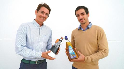 Los hermanos Bartolo y Carlos Marí Mayans.