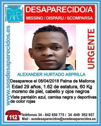 Localizado sin vida el cuerpo del joven de 29 años desaparecido en Palma.