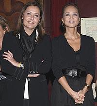 Foto de archivo de Beatriz e Isabel Preysler.