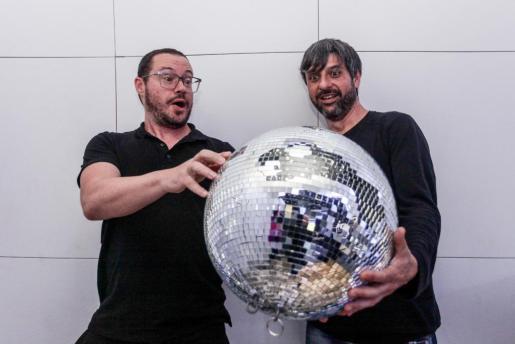 José María Ramón y Miguel Garji encabezarán el equipo de Ibiza Global Radio&TV en Milán.