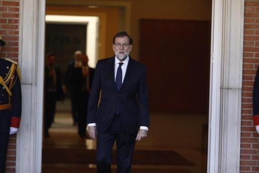 """El Gobierno dice que el Estado de Derecho ha vencido a ETA """"con las armas de la democracia""""."""