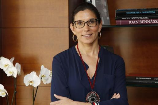 Maria Alsina, directora territorial de CaixaBank en Baleares.