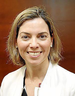Mari Carmen Iglesias, teniente de alcalde de Economía, Empleo y Formación en el Ajuntament de Calvià.