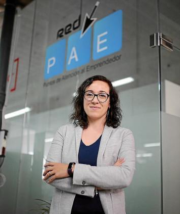 La concejala Joana Mª Adrover, en PalmaActiva.