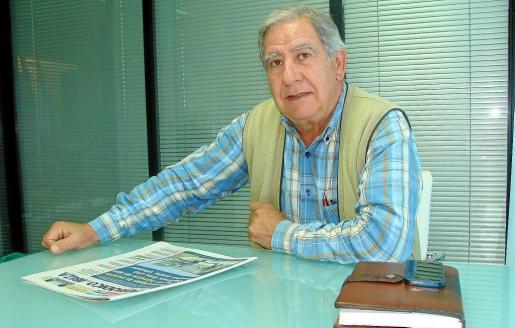 Antonio Ribas.