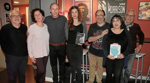 Miquel Àngel Sancho, Elisenda Pipió Gelabert, Toni Pastor, Marta Elka, Gabriel Maria Pérez, Marible Morueco y Miquel Àngel Lladó.