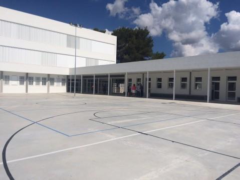 Imagen del instituto Quartó del Rei.
