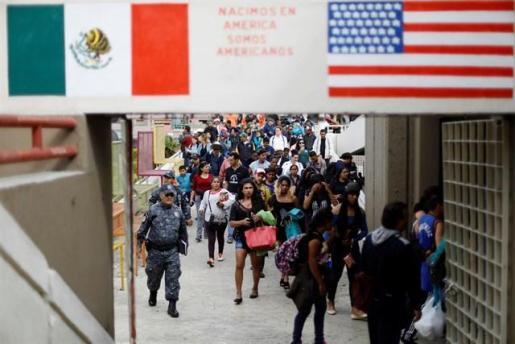 EE.UU intensificarálos esfuerzos para reforzar la aplicación de la ley de inmigración.