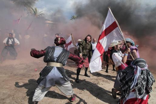 Sóller celebra su batalla de Es Firó.