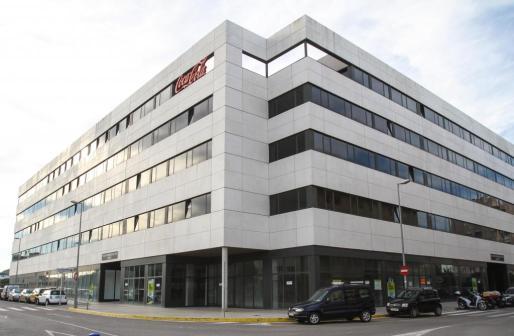 Edificio administrativo Cetis.