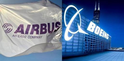La OMC falla contra Airbus y la UE por las ayudas al A350 y el A380.