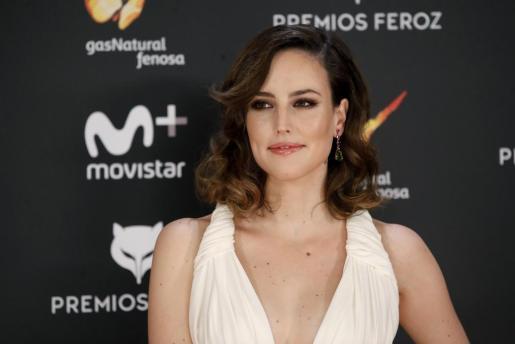 La actriz Natalia de Molina.