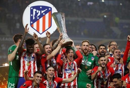 Griezmann devuelve la gloria europea al Atlético.