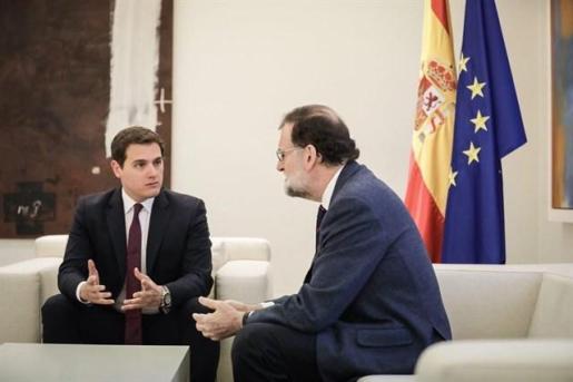 Rivera pide a Rajoy un nuevo 155 con control económico de las cuentas, de la cúpula de los Mossos y de TV3.