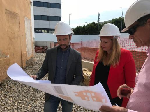 Comienzan las obras del Casal de la Igualtat de Ibiza.