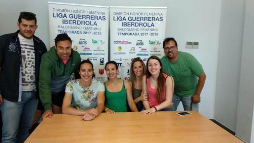 Ana Ferrer se retira del balonmano