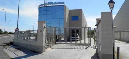 Sede del Grupo Prensa Pitiusa, empresa editora de Periódico de Ibiza y Formentera.