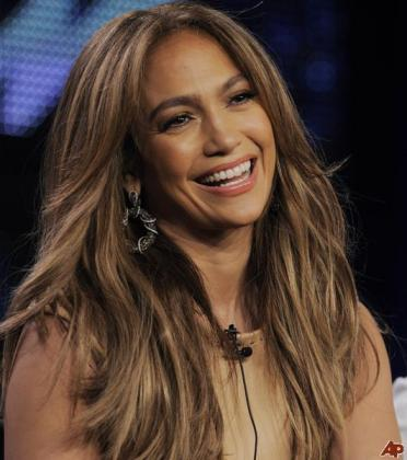 Jennifer López está superando su reciente divorcio de Marc Anthony.
