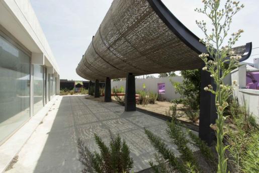 Las obras de la escoleta de Can Nebot en el barrio de Sa Carroca finalizaron en 2010 y aún no se ha podido abrir.