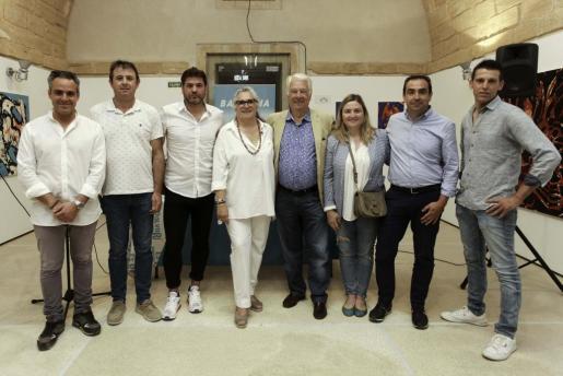 Los periodistas gastronómicos de Balears entregan sus premios en Ibiza.
