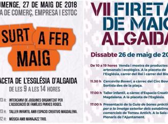 Fin de semana de ferias en Algaida
