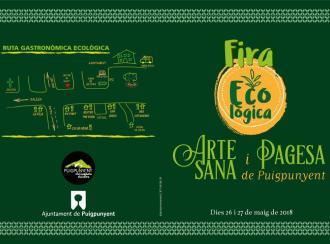 Feria ecológica y artesanal 2018 de Puigpunyent